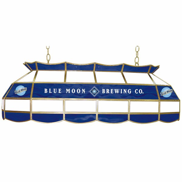 Blue Moon 3-Light Billiard Light by Trademark Global