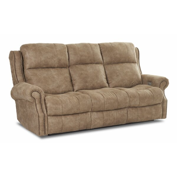 #2 Defiance Reclining Sofa By Red Barrel Studio New