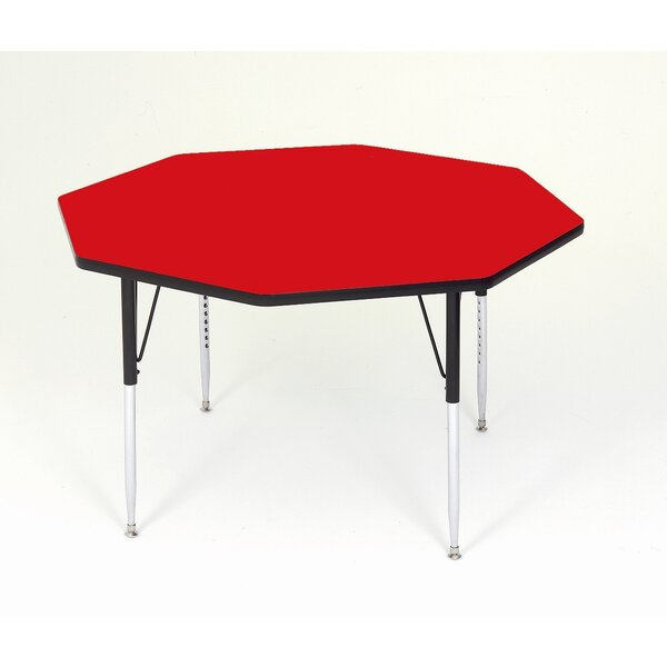 48 Octagon Activity Table by Correll, Inc.