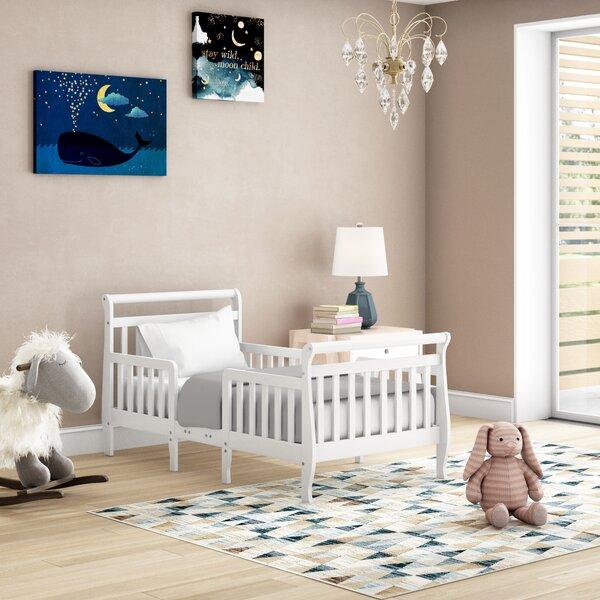 Rubin Convertible Toddler Bed by Viv + Rae