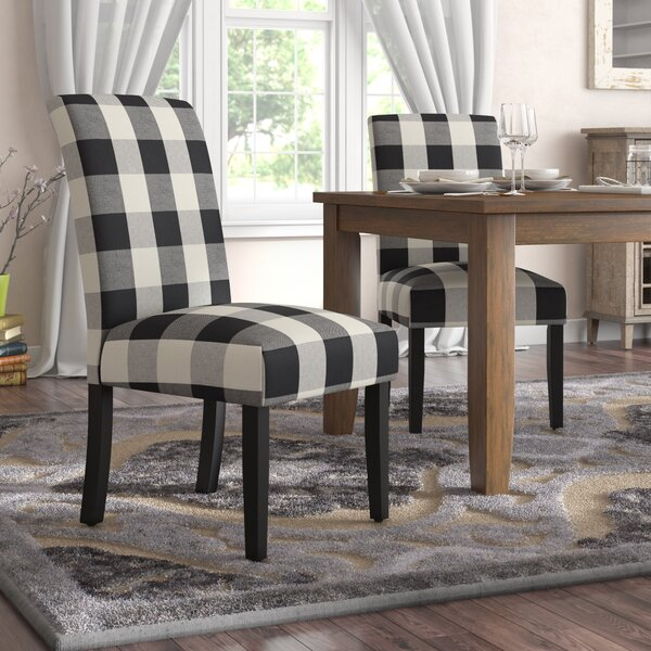 Bricker Upholstered Chair (Set of 2) by Gracie Oaks