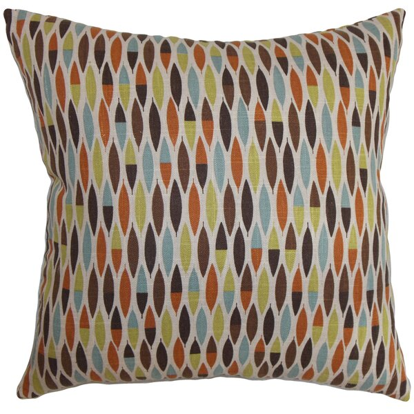 Rudy Geometric Floor Pillow by Corrigan Studio