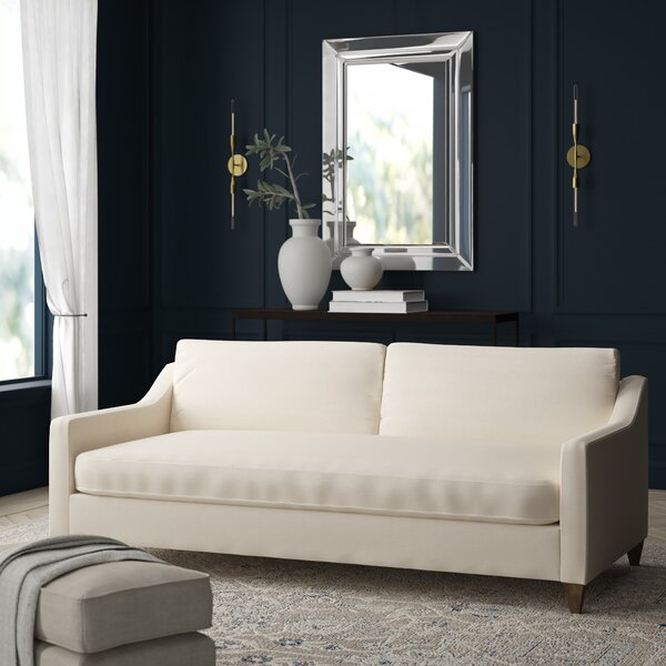 Ellar 84-inch Recessed Arm Sofa by Greyleigh Greyleigh