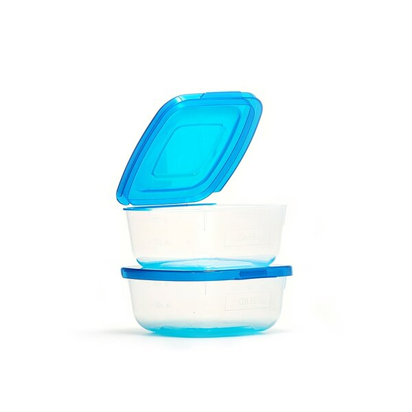 2 Container Food Storage Set (Set of 2) by Mr. Lid