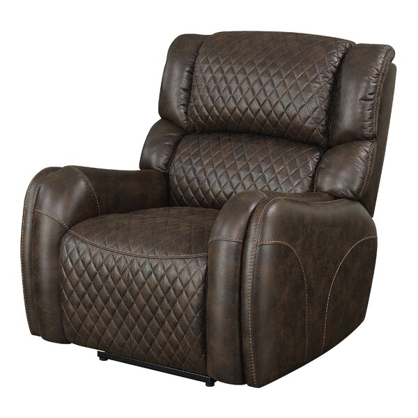 Widger 22 Quilted Power Recliner W001556690