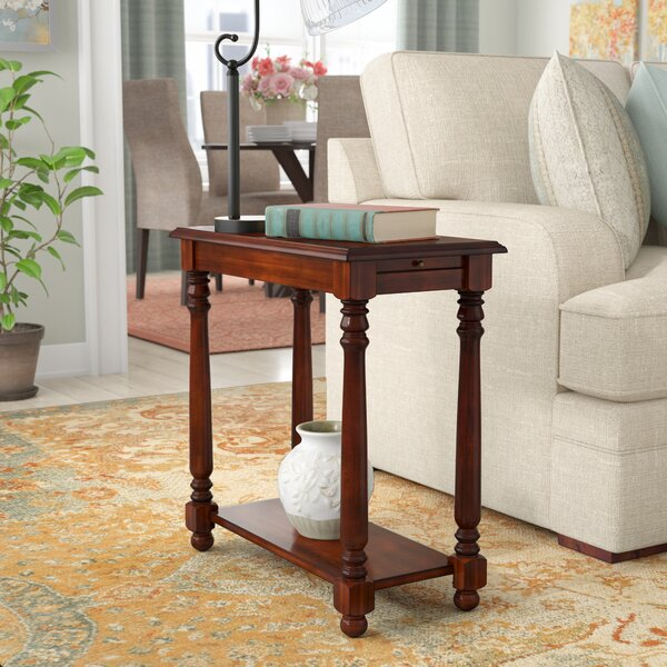 Heisler Console End Table by Darby Home Co Darby Home Co
