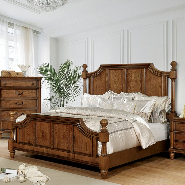 Osvaldo Standard Bed by Astoria Grand
