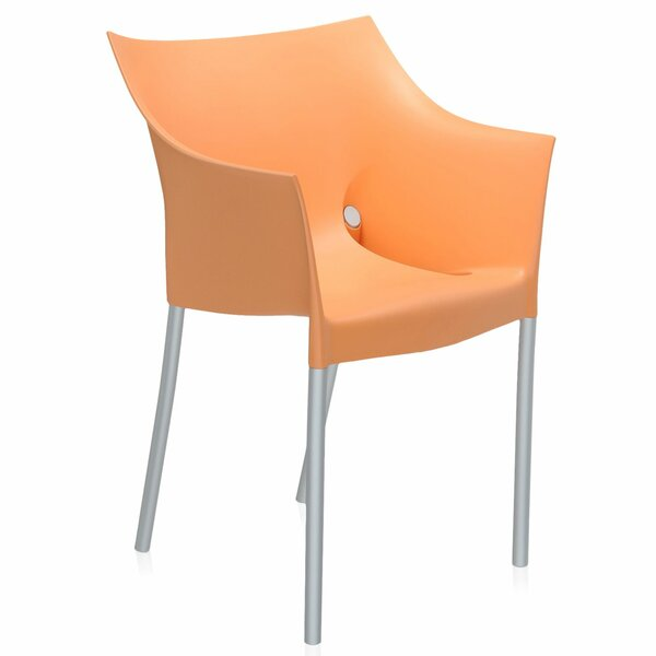 Dr. No Side Chair (Set of 2) by Kartell