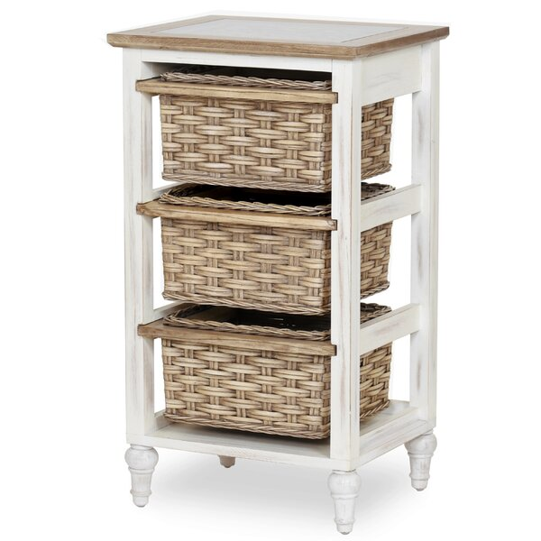 Eversole 3 Drawer Accent Chest by Bay Isle Home Bay Isle Home