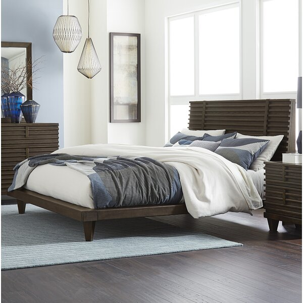 Wolak Platform Bed by Union Rustic