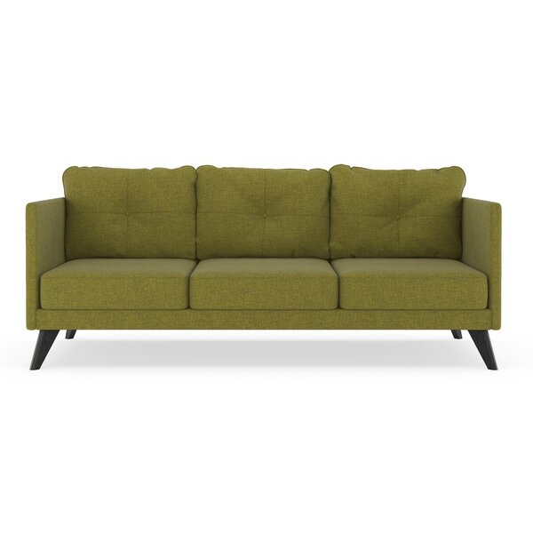 Covey Cross Weave Sofa by Corrigan Studio