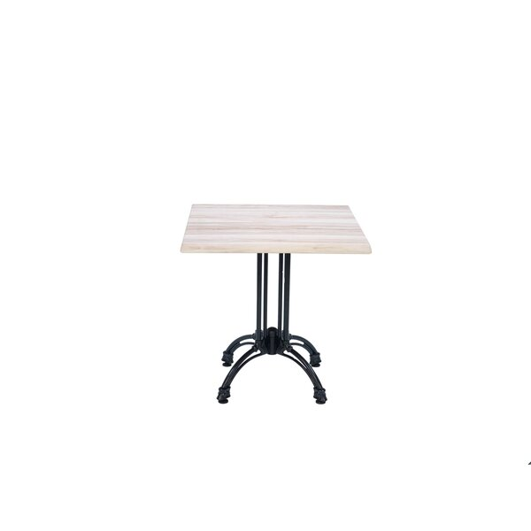 Suncity Bistro Table by Florida Seating Florida Seating