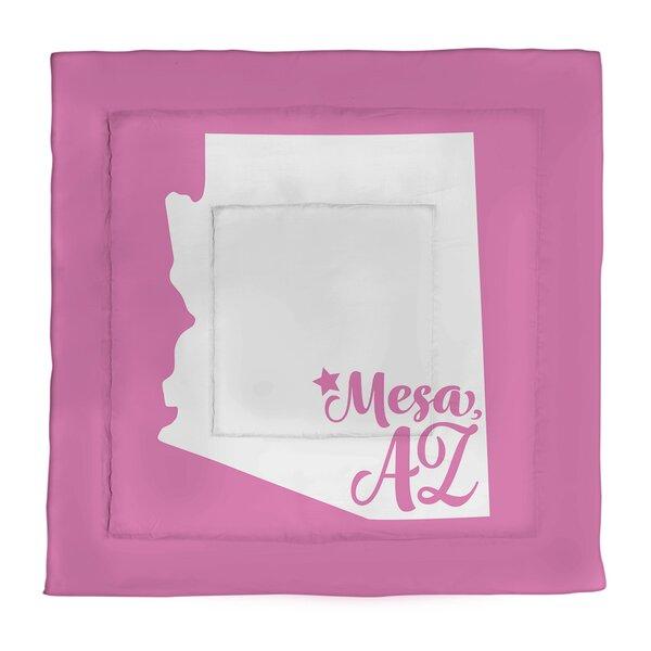Arizona Mesa Single Reversible Comforter