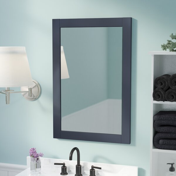 Chumley Bathroom/Vanity Mirror by Rosecliff Heights