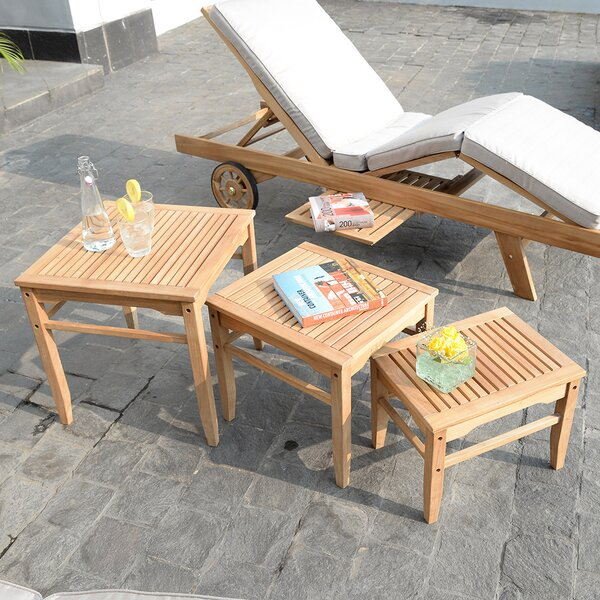 Watt 3 Piece Nesting Tables by Bay Isle Home