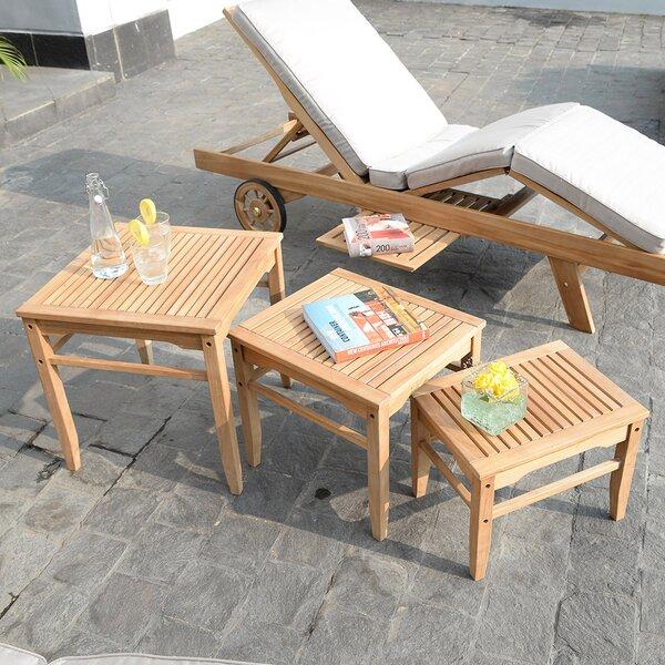 Watt 3 Piece Nesting Tables by Bay Isle Home