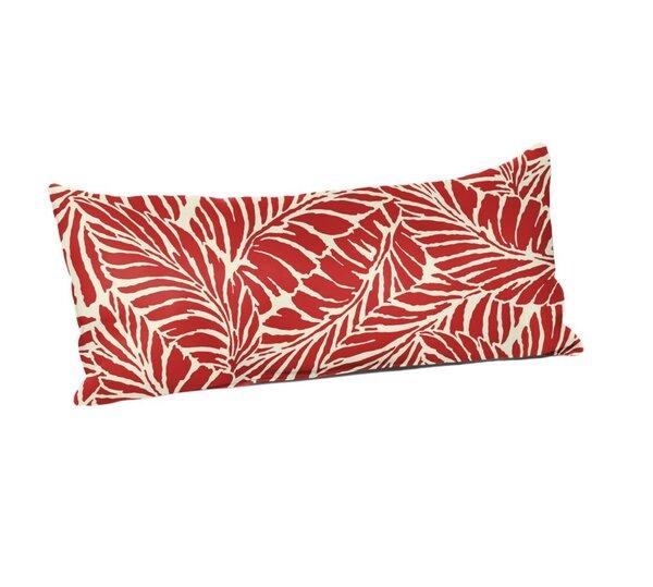Sedwick Malkus Printed Outdoor Lumbar Pillow by Bay Isle Home