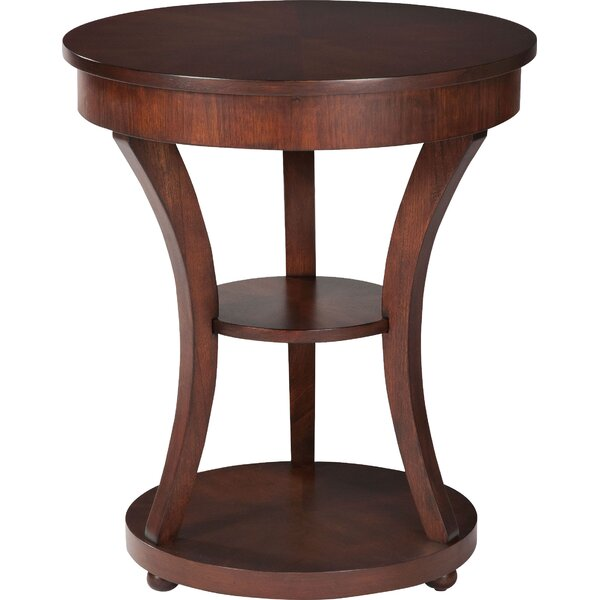 Belmont Round End Table by Fairfield Chair