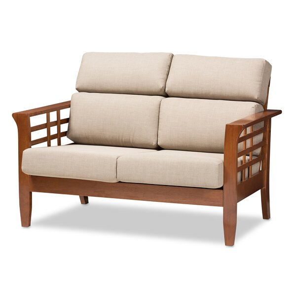 Heitz Loveseat by August Grove