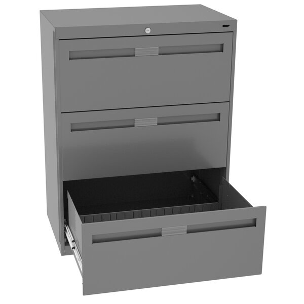 3-Drawer  File by Tennsco Corp.3-Drawer  File by Tennsco Corp.