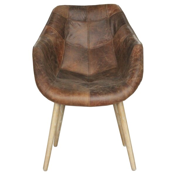 Lanigan Upholstered Dining Chair by Union Rustic