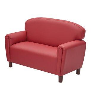 Komfort Preschool Kids Sofa by The Children's Furniture Co.