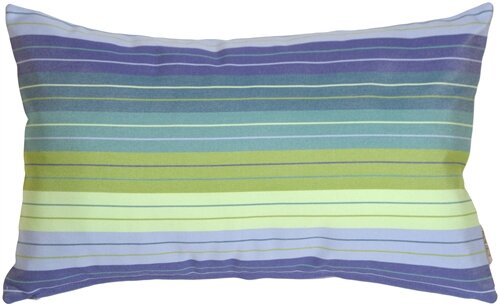 Ekaterina Outdoor Sunbrella Lumbar Pillow by Longshore Tides