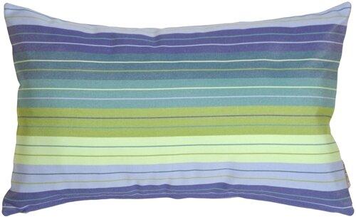 Ekaterina Outdoor Sunbrella Lumbar Pillow by Longshore Tides