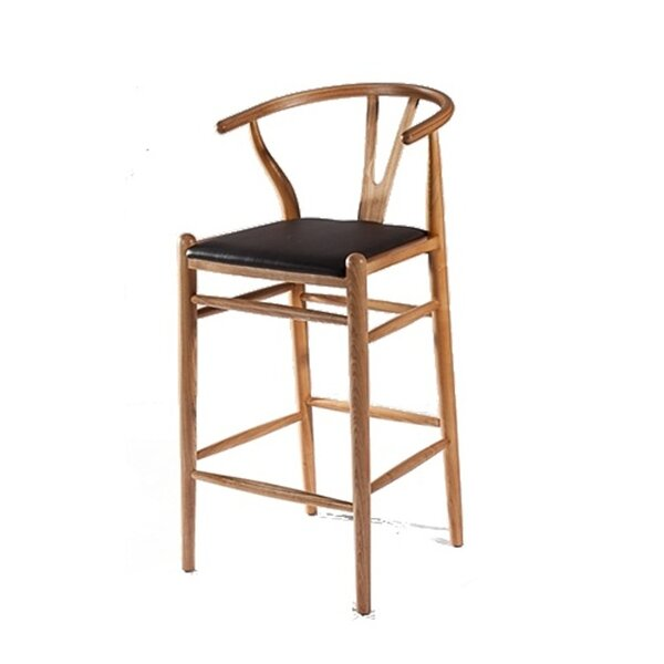 Woodstring 30 Bar Stool by Fine Mod Imports