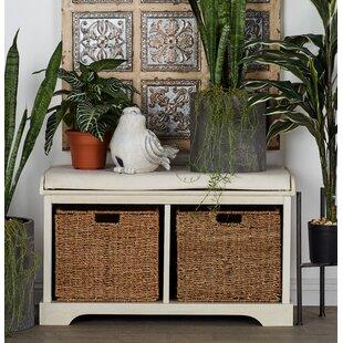 Order Wood Storage Bench ByCole & Grey