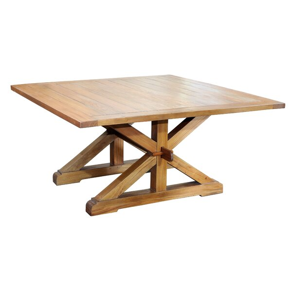 Luca Dining Table by Alcott Hill