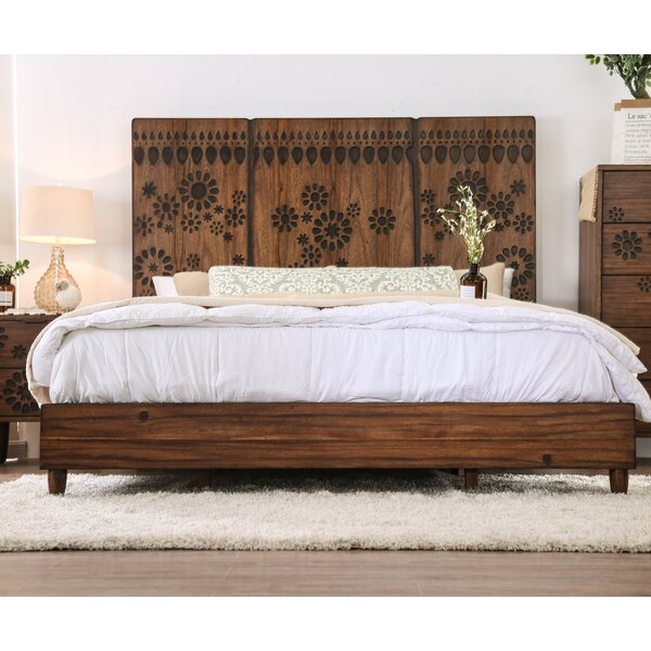 Alayah Standard Bed by Orren Ellis