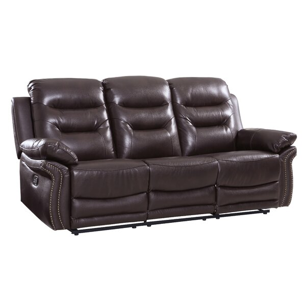Buy Online Quality Ullery Upholstered Living Room Reclining Sofa by Winston Porter by Winston Porter