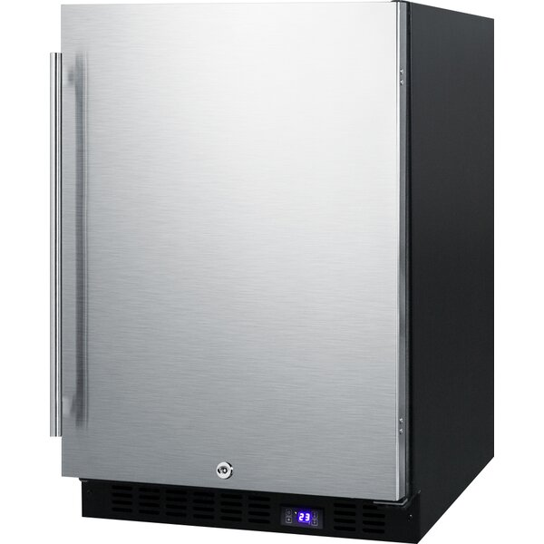 Summit Built-In 4.72 cu.ft. Frost-Free Upright Freezer by Summit Appliance