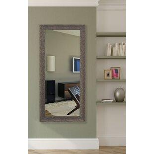 Gold Framed Floor Mirror   Wayfair