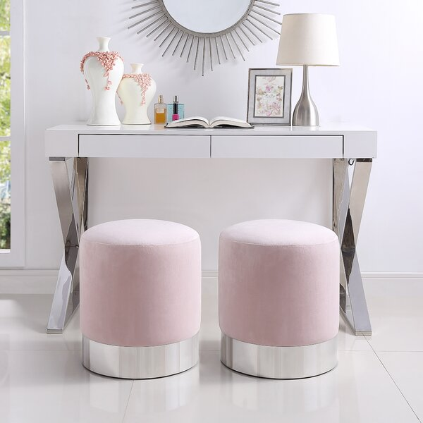 Labonte Ottoman by Everly Quinn