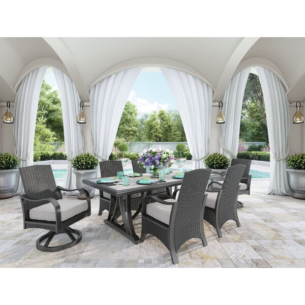 Kohn 3 Piece Dining Set by Bayou Breeze