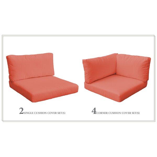 Monaco 16 Piece Outdoor Cushion Set by TK Classics TK Classics