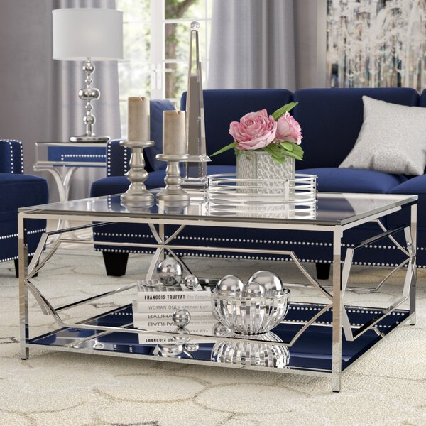 George Coffee Table by Willa Arlo Interiors