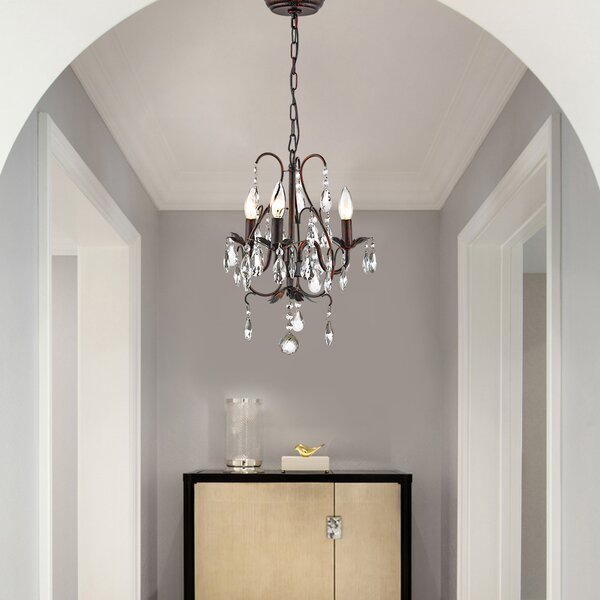 Aren 3 - Light Candle Style Classic Chandelier by House of Hampton House of Hampton