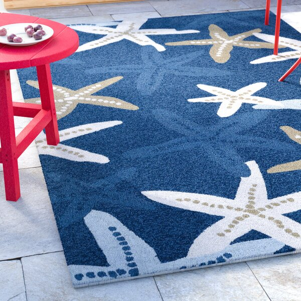 Gordon Indoor/Outdoor Area Rug by Beachcrest Home
