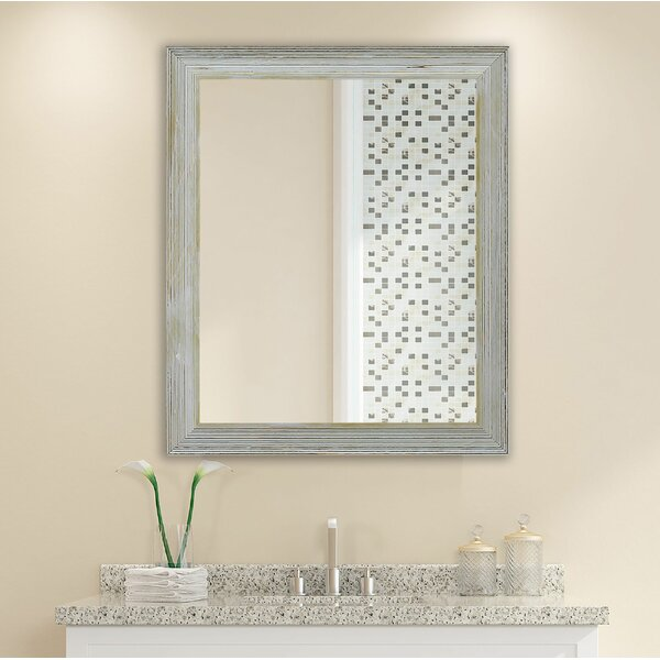 Levon Bathroom/Vanity Mirror by Millwood Pines