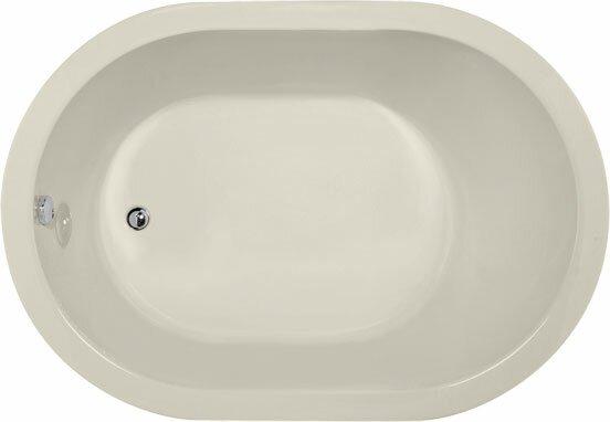 Designer Malia 60 x 32 Soaking Bathtub by Hydro Systems