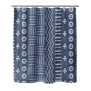 Adeline Shower Curtain By Mistana