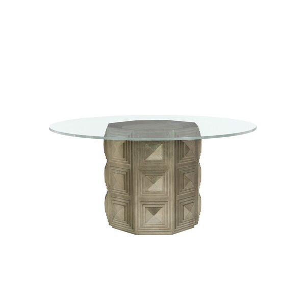 Bargain Mosaic Dining Table By Bernhardt New