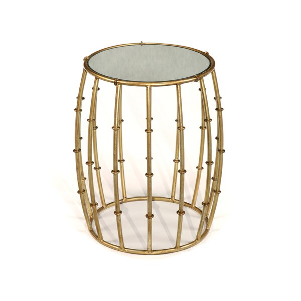 Inspirations End Table by LaurelHouse Designs