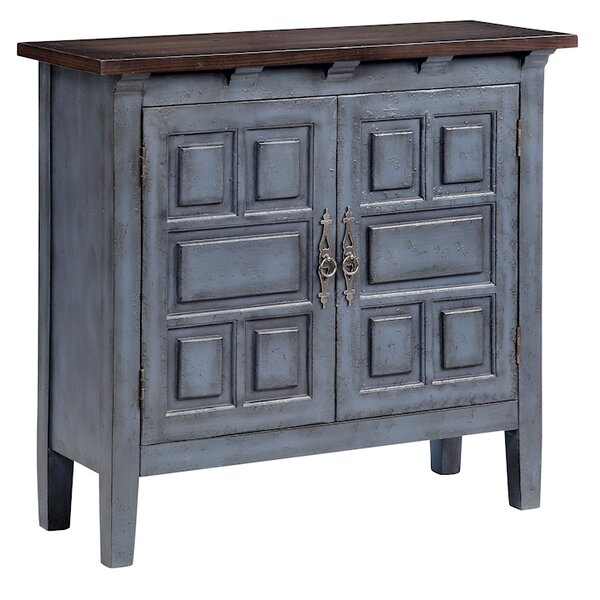 Manfredi 2 Door Accent Cabinet by Bungalow Rose Bungalow Rose