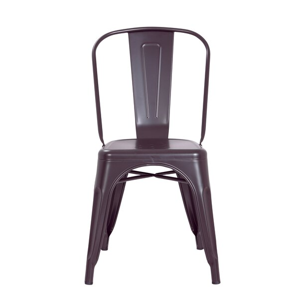 Badgett Modern Dining Chair (Set of 2) by Williston Forge
