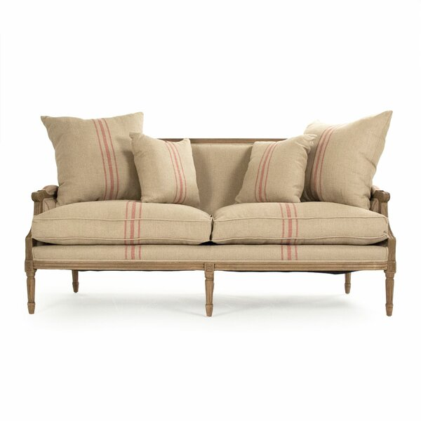 Perfect Priced Bodil Loveseat by One Allium Way by One Allium Way