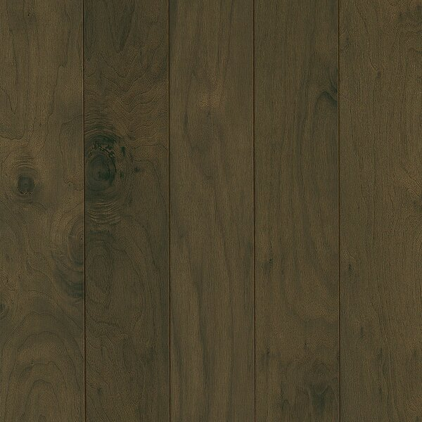 Perf Plus 5 Engineered Walnut Hardwood Flooring in Flint Hill by Armstrong Flooring